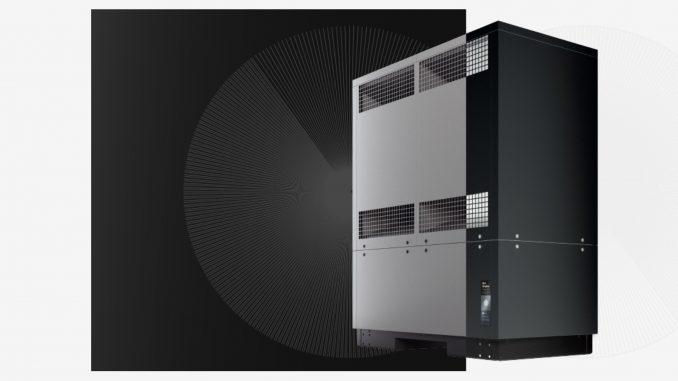 System Zero - pompa ciepła do zastosowań komercyjnych