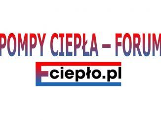 Pompy Ciepła - Forum