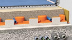 Wylewany beton komórkowy - pianobeton