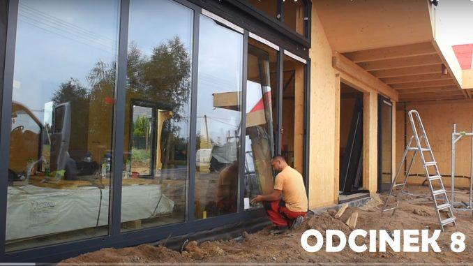 Projekt DOM 2020 | montaż okien i drzwi