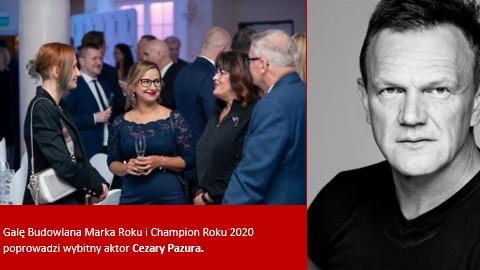 Gala Budowlana Marka Roku i Champion Roku 2020