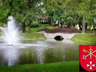 park w kleszczewie