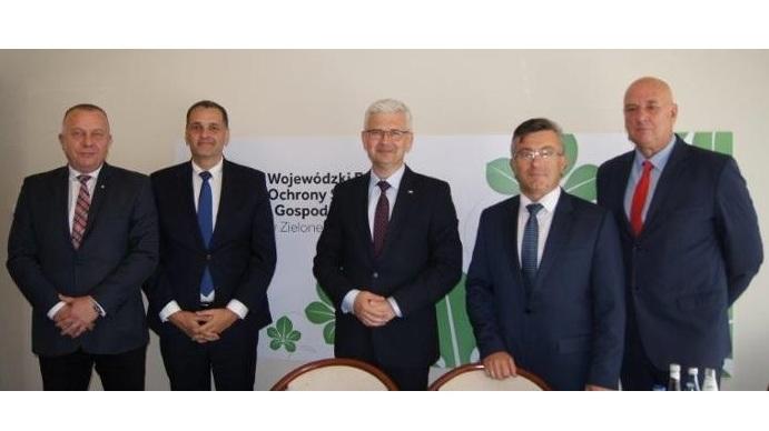 Wiceminister Zyska o zielonych inwestycjach