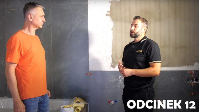 Projekt DOM 2020 | wykańczanie ścian wewnętrznych