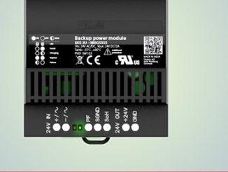 Danfoss wprowadza moduł zasilania rezerwowego do elektronicznych zaworów z silnikiem krokowym