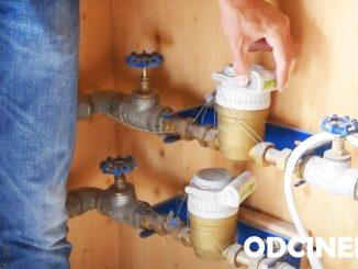Projekt DOM 2020 | instalacja wodno-kanalizacyjna