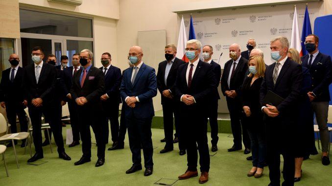 Podpisanie listu intencyjnego na rzecz rozwoju sektora biogazu i biometanu w Polsce