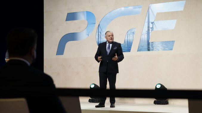 Wojciech Dąbrowski, prezes zarządu PGE: neutralność klimatyczna w 2050 roku