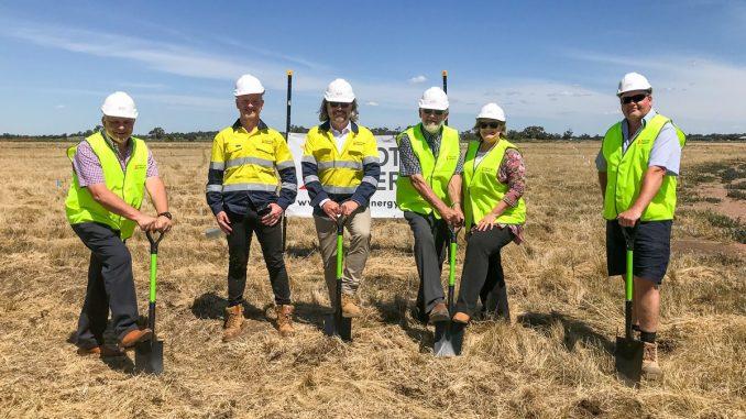 Photon Energy rozpoczął budowę farm fotowoltaicznych w Australii o łącznej mocy 14 MWp