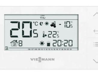 Elektroniczny termostat pokojowy PSOP