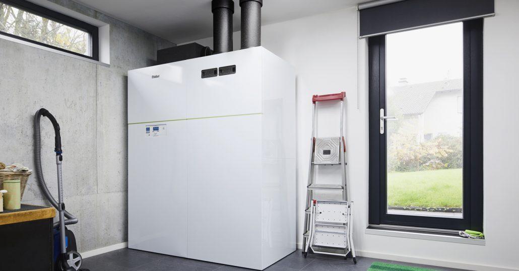 Pompa ciepła recoCompact exclusive od Vaillant