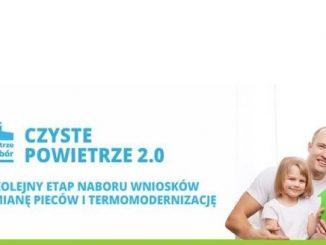 """Druga część programu """"Czyste Powietrze"""" 2.0 z dotacjami nawet do 37 tys. zł."""