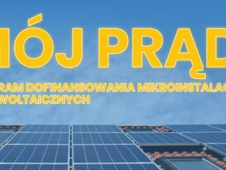 """Zamknięcie programu """"Mój Prąd"""" już 7 grudnia"""