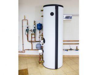 Rozwiązanie dla pomp ciepła powietrze/woda - podgrzewacz DUAL HX200/120