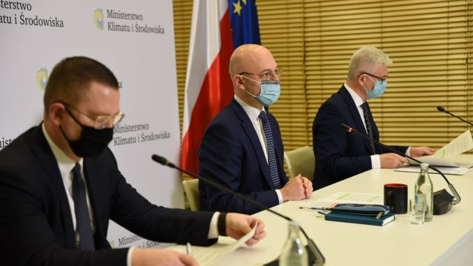 Konferencja dotycząca konsultacji publicznych projektu Polskiej Strategii Wodorowej