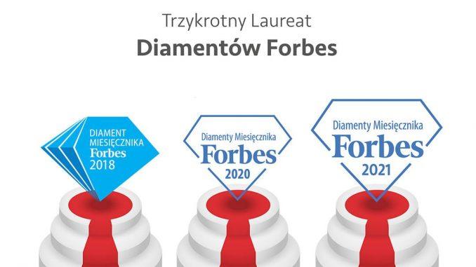 Immergas z Diamentem Forbesa 2021