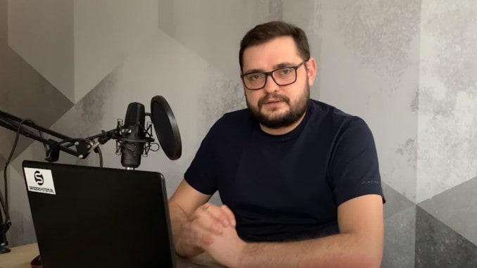 Mateusz Przybycień – ekspert Sander System