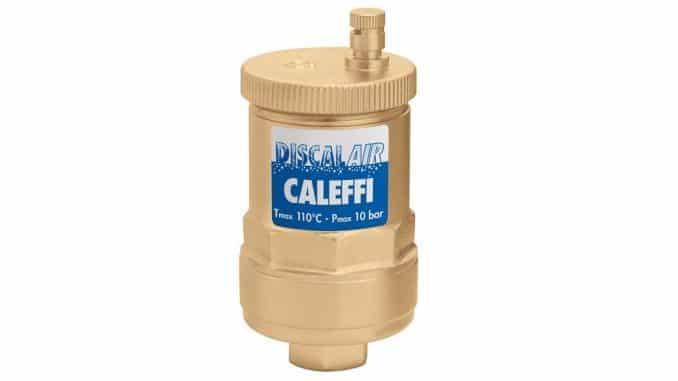 DISCALAIR® - Automatyczny zawór odpowietrzający o wysokiej wydajności