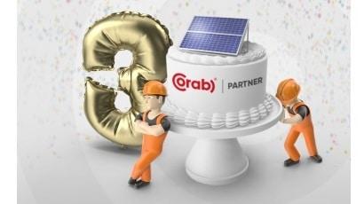 3 lata działalności sieci Corab Partner
