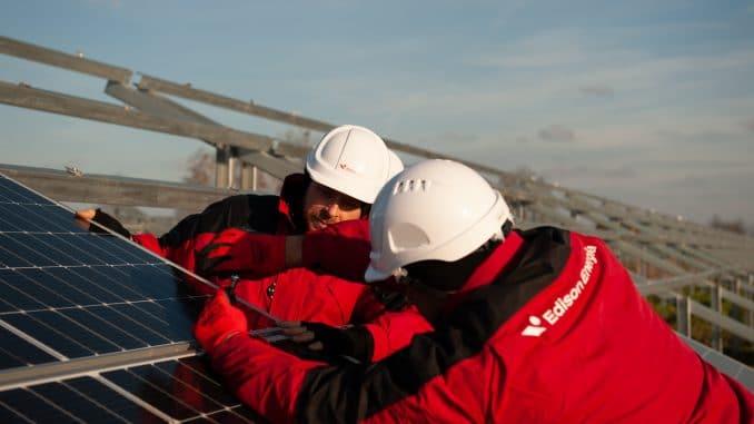 Edison Energia inwestuje w farmy fotowoltaiczne