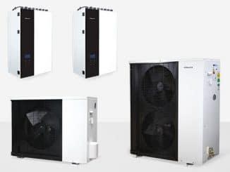 Pompa ciepła powietrze-woda Hewalex
