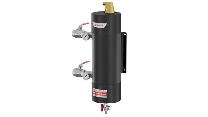 Wielofunkcyjny filtr SideFlow Clean do instalacji centralnego ogrzewania