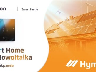 Fotowoltaika Hymon i Smart Home Grenton