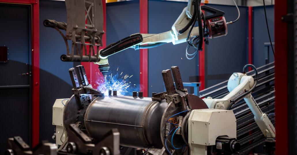 SUNEX wdrożył zrobotyzowaną linię produkcyjną