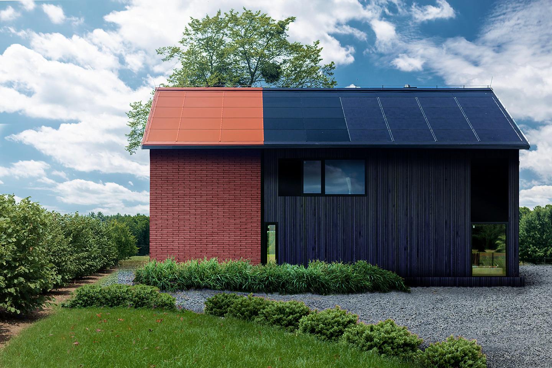 Kolorowy dach SunRoof