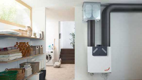 Centrale wentylacyjne Zehnder - komfort cieplny w mieszkaniu