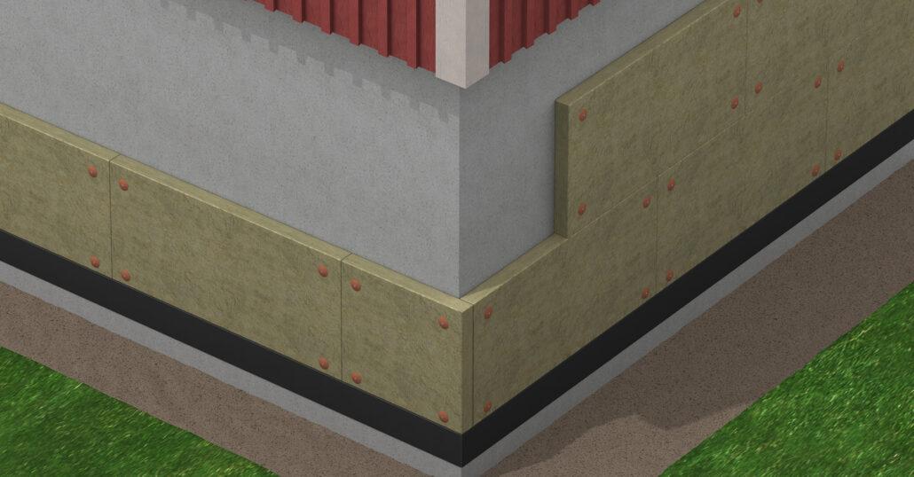 Ściana fundamentowa