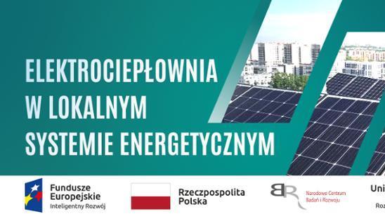 Elektrociepłownia w lokalnym systemie energetycznym
