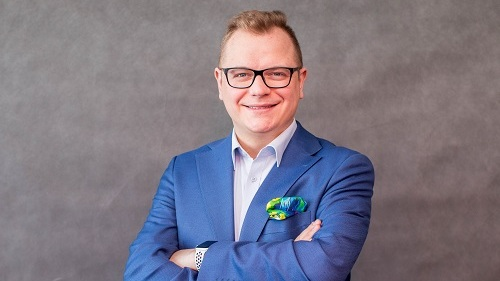 Dawid Zieliński - Columbus Energy