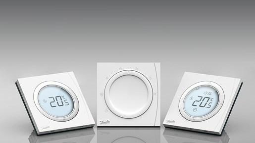 Danfoss Icon™ wpasuje się w Twoją ramkę