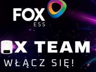 FoxESS Polska z programem lojalnościowym dla instalatorów fotowoltaiki FOX TEAM