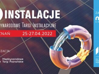 Targi instalacyjne w kwietniu 2022