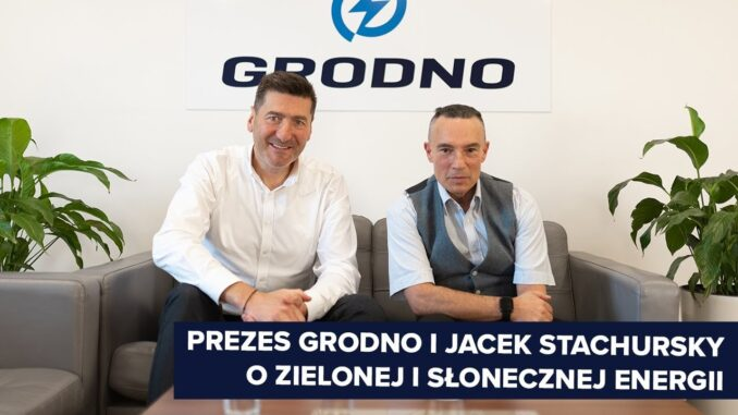 O zielonej stronie mocy - Andrzej Jurczak i Jacek Stachursky