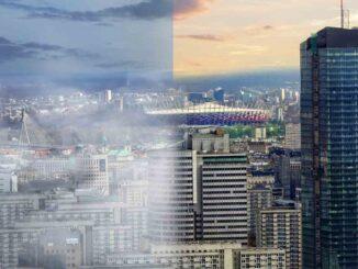 Smog wciąż silny – raport: jak Polska walczy ze smogiem