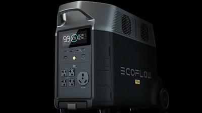 Przenośna stacja zasilająca do użytku domowego EcoFlow