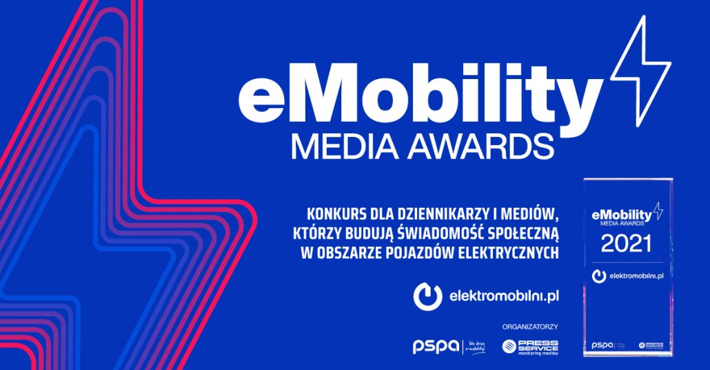 Rusza pierwszy Konkurs e-Mobility Media Awards