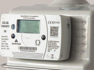 Apator Metrix dostarczy milion gazomierzy klasy smart