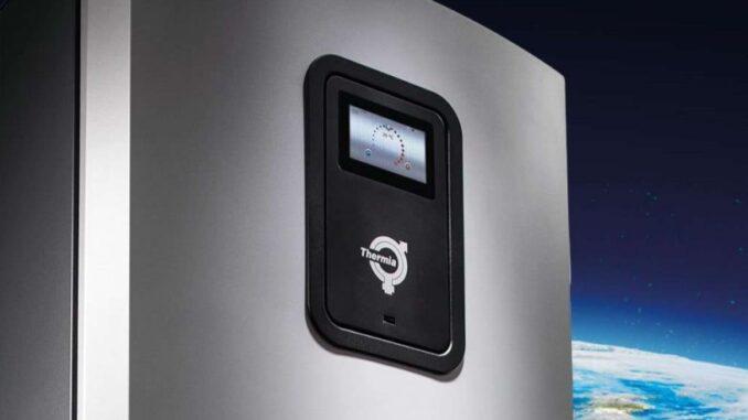Thermia Calibra Eco - pompa ciepła z czynnikiem chłodniczym R452B