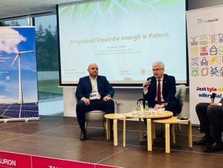 Wiceminister Zyska o przyszłości klastrów energii w Polsce