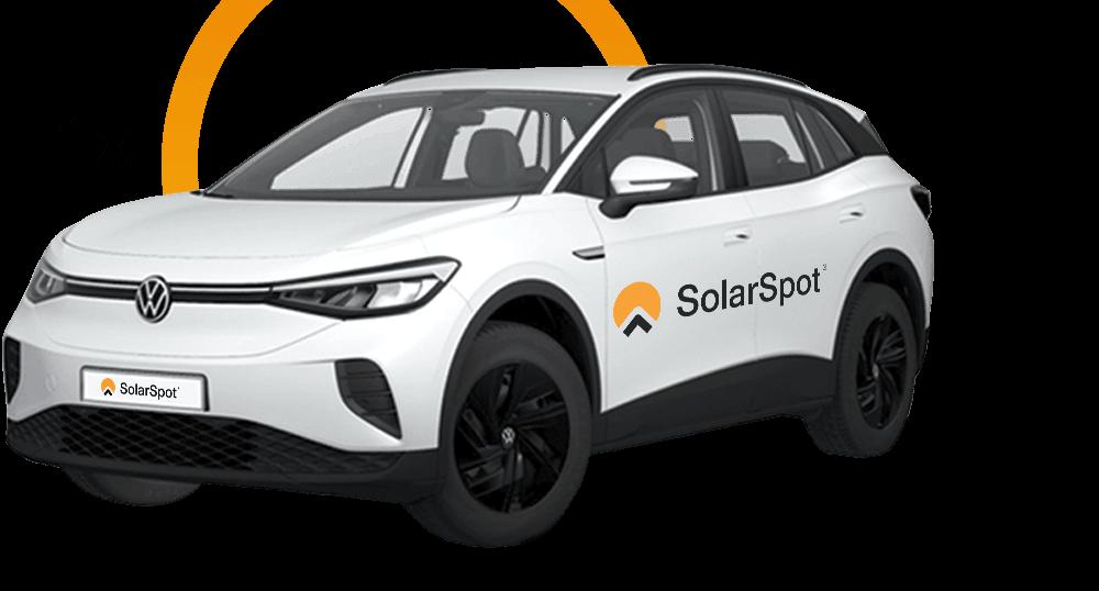 Elektryczny SUV w loterii SolarSpot