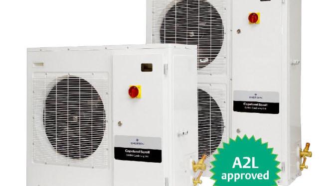 Agregaty chłodnicze Copeland ZX dla czynników A2L