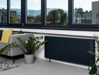 Dom z pompą ciepła - które grzejniki sprawdzą się lepiej ścienne czy kanałowe? (źródło: onninen.pl)