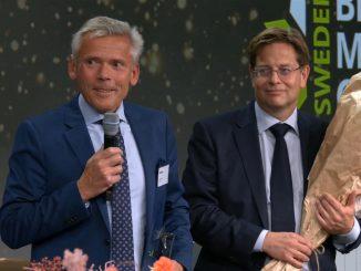 Kolejny sukces ESBE – nagroda Sweden's Best Companies 2021