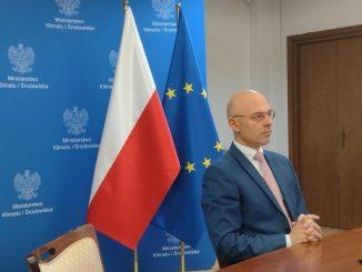 Spotkanie ministra Kurtyki z dyrektorem Międzynarodowej Agencji Energii Atomowej