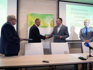 W Lublinie powstanie biomasowy blok energetyczny